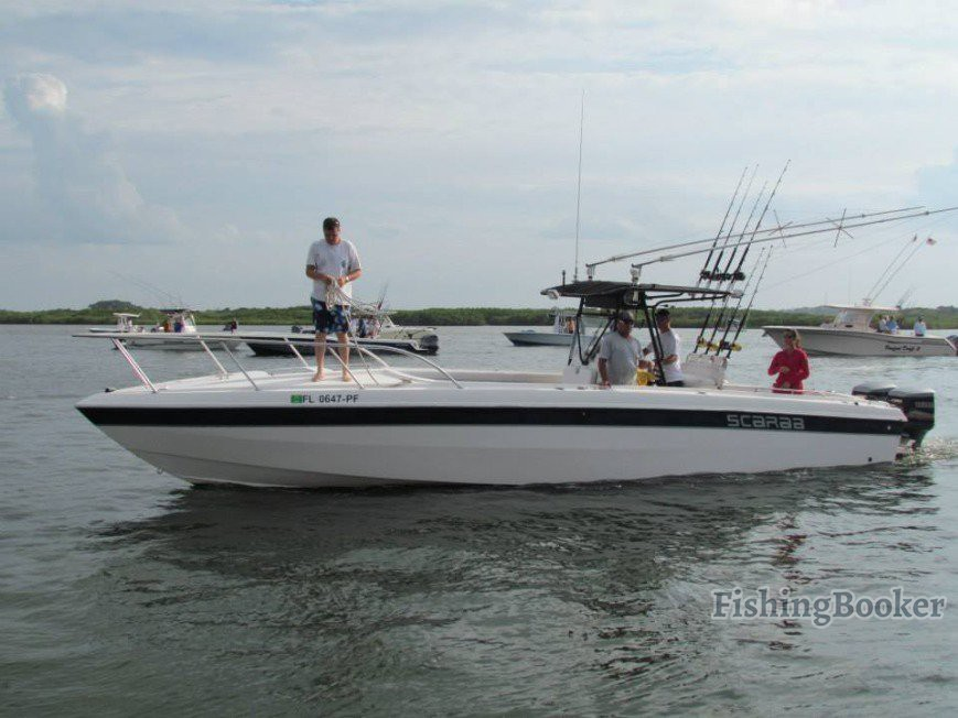 Daytona beach deep sea fishing charters fastlane charters for Fishing charters daytona beach florida